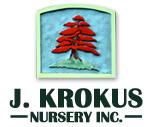 J. Krokus Nursery Inc. Logo